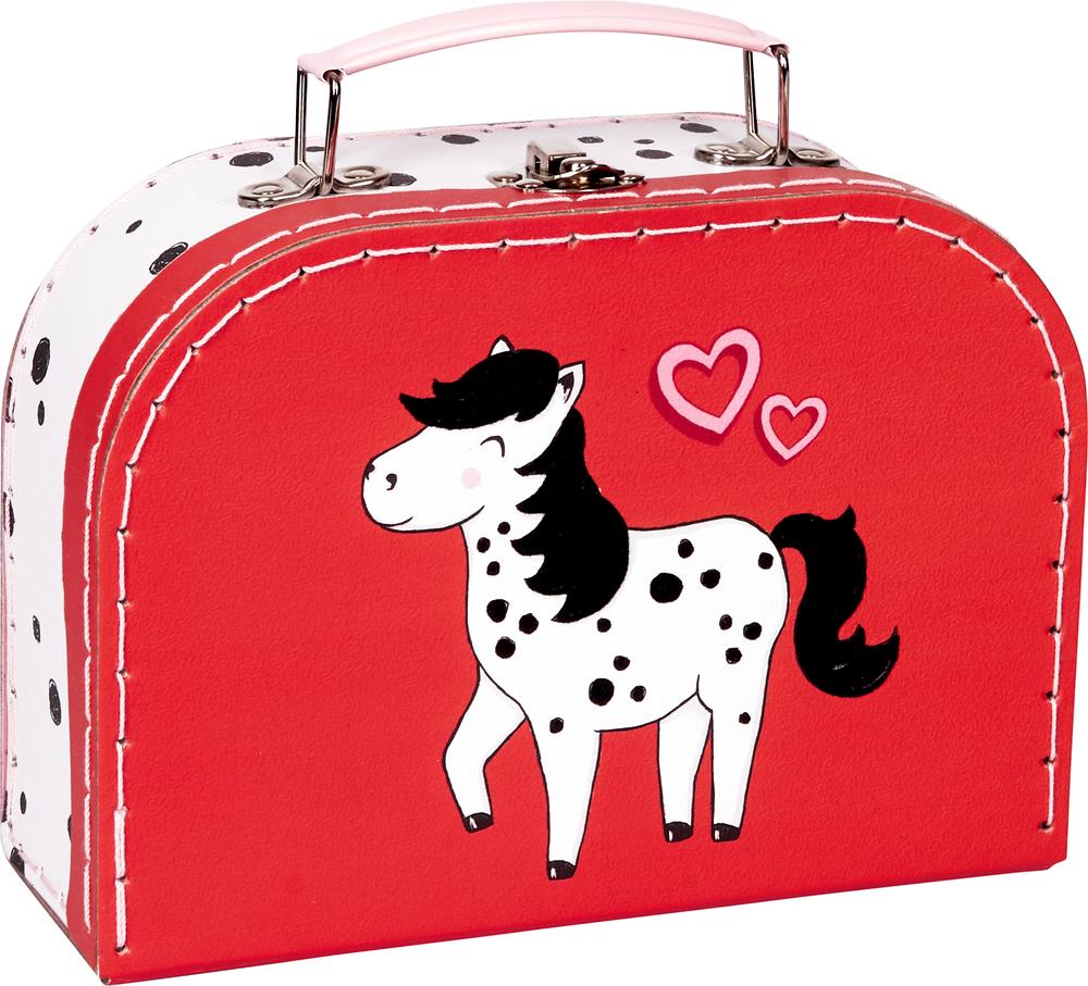 Spielkoffer Dotti Mein kleiner Ponyhof